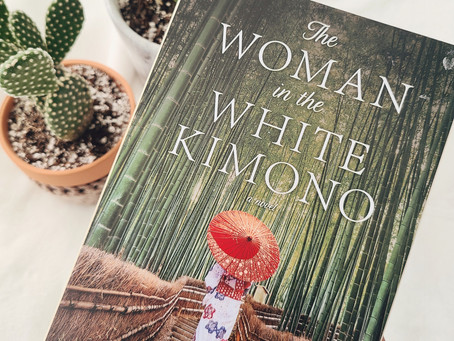 Book Review: The Woman in the White Kimono