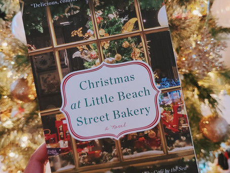 Book Review: Christmas at Little Street Bakery