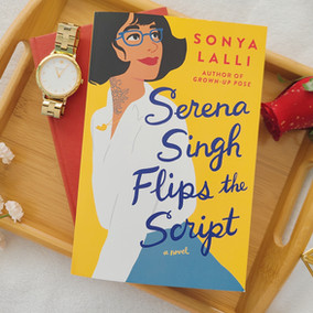 Book Review: Serena Singh Flips the Script