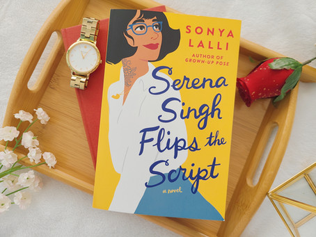 Book Review: Serena Singh Flips the Script