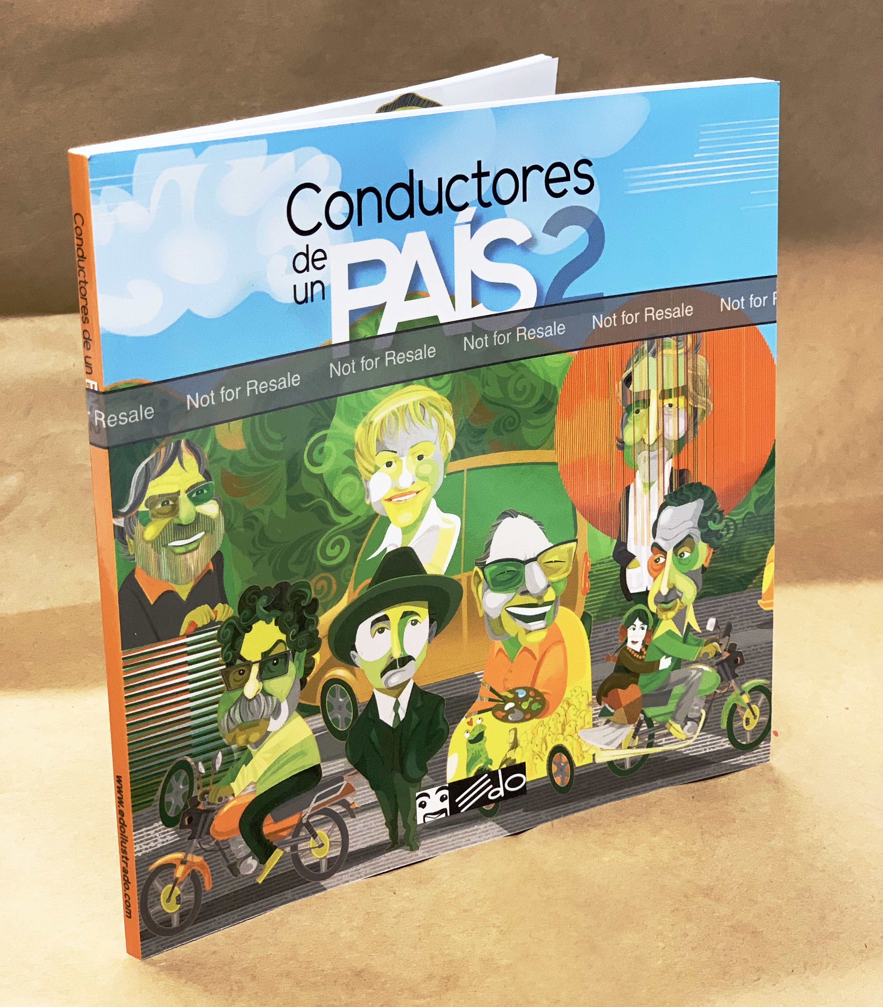 CATALOGO Conductores de un país