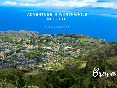 Tour the soul island of Brava, Cabo Verde. www.praiatur.cv #caboverdetem