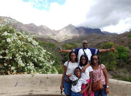 Great day to visit #Santiago. #Tour of Caboverde praiaturcaboverde.com