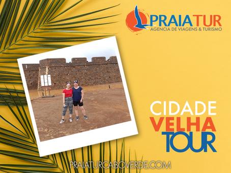 #tour of #cidadevelha and experience the history of #caboverde.  praiaturcaboverde.com