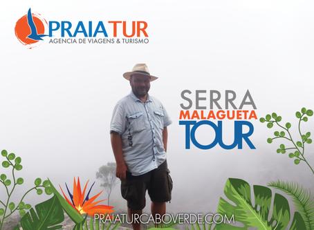 Tour the island of #santiago. #serramalagueta tour. Praiaturcaboverde.com