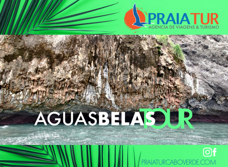 Mind blowing experience at #Aguasbelas . Order your tour online at praiaturcaboverde.com