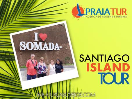 Full island #tour in #santiago , Cabo Verde.Order your tour online at praiaturcaboverde.com