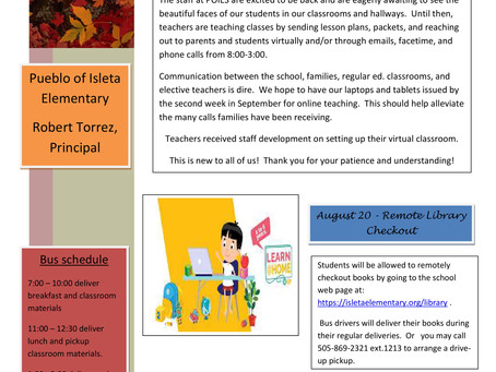 IES September Newsletter