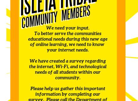 Internet Access Survey
