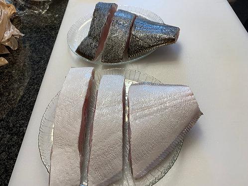 煮つけ用ヒラメ Flounder for Cooking (580-600g)