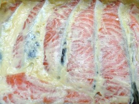 鮭西京漬 Salmon Miso-Marinate (3 pcs)