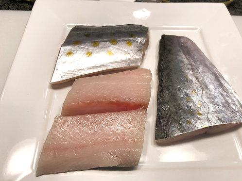 サワラ一塩 Spanish Mackerel for Grill (3pcs)