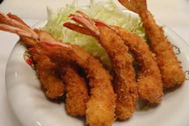 エビフライ Breaded Shrimp (8-11pcs)