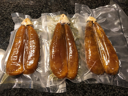 カラスミ(B)Karasumi (Bottarga) (Cured Mullet Roe)
