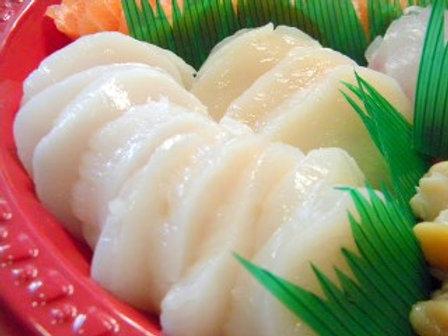 ホタテ刺身 Dry Scallops Sashimi (150-170g)