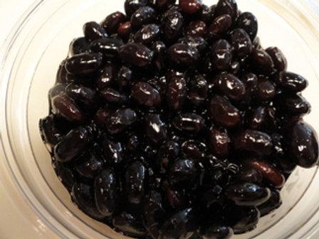 黒豆つや煮 Sweet Black Beans (180-200g)