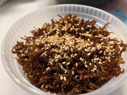 Chirimen (Cooked Baby Sardines w Sansho Seeds)(90g)
