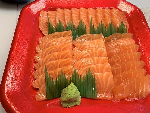 サーモン刺身 Salmon Sashimi (380-400g)
