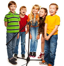 kids, children singing lessons watford