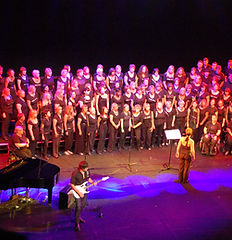 Adult choir in hillingdon and watford