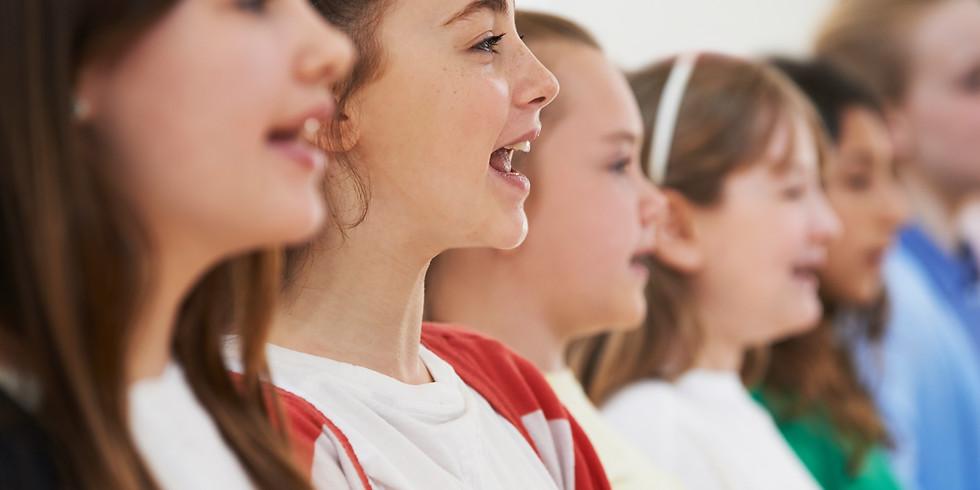 Holiday Singing Camp