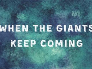 Giants Keep Coming