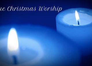 Blue Christmas Worship