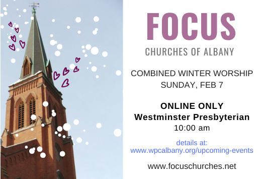FOCUS version Feb0721 FOCUS Churches Wes