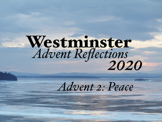 2020 Advent Devotional: Week Two - Peace