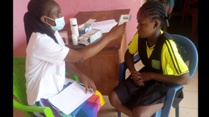 Efforts in Liberia continue to focus on health services and education