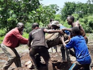 Ghana partner breaks ground on new medical clinic