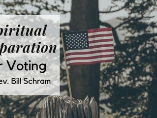 Spiritual Preparation for Voting