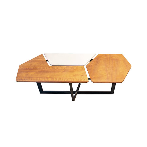 Designed Wooden Coffee Table