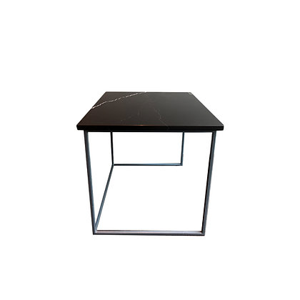 Quartz Square Side Table (Display Set)