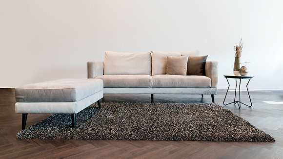 Cassley (sofa+ottoman) Display Set