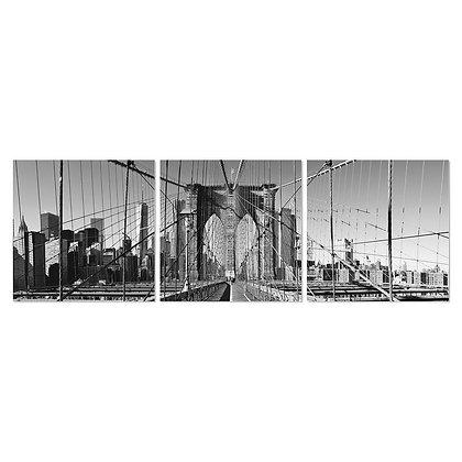 Acrylic Frame (Bridge City Set)