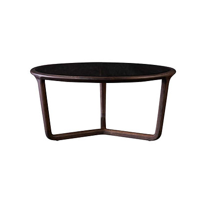 Tempered Glass Coffee Table (New)