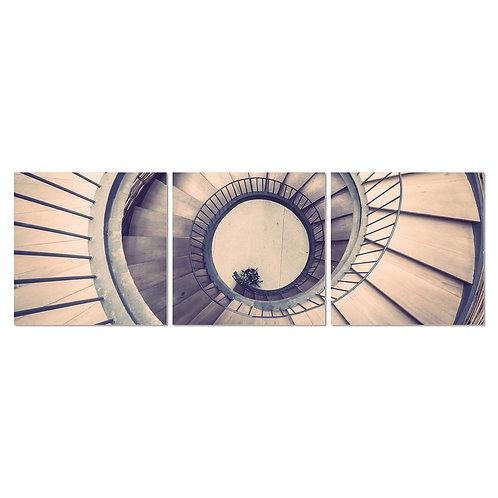 Spiral Stairs Set