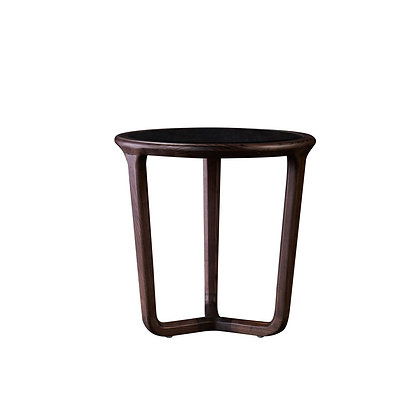 Tempered Glass Side Table (Display Piece)