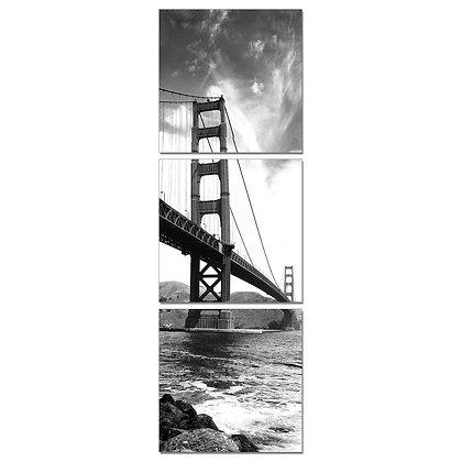 Acrylic Frame (Bridge Portrait Set)