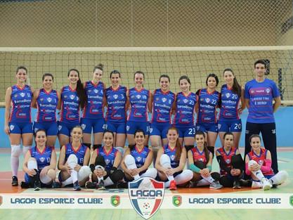 Lagoa Voleibol vence a AVF de Tapejara
