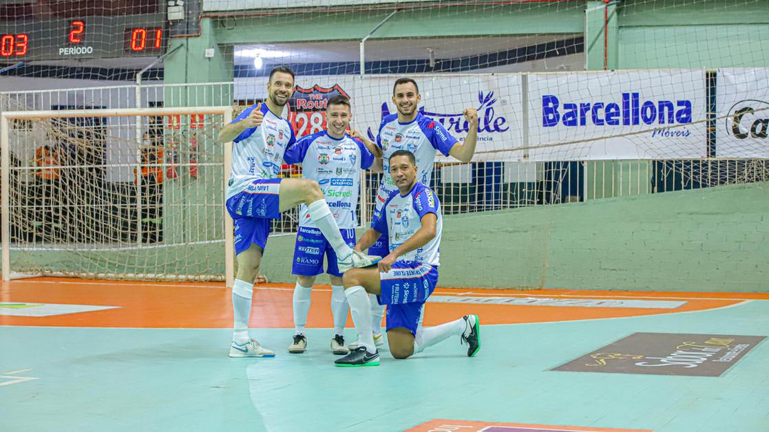 Vitória contra Horizontina e a liderança do campeonato