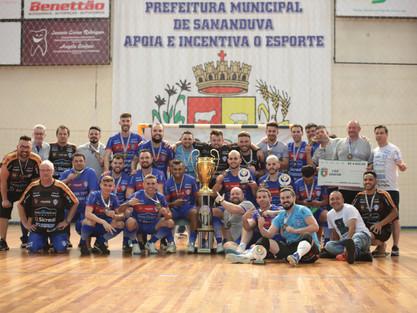 Lagoa Esporte Clube é Campeão da Liga Gaúcha 2 de Futsal