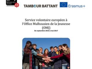 Recherche un(e) volontaire SVE [Service Volontaire Européen] résident(e) en Belgique pour particip
