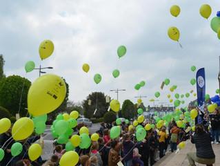 Fête de l'Europe : remise des Prix du lâcher de ballons !