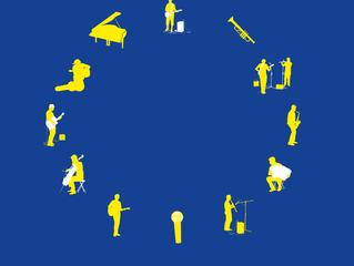 L'Europe fête la musique le 21 juin !