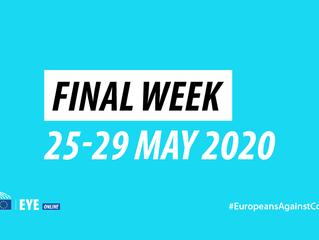 EYE 2020 : donner la parole aux jeunes pour qu'ils pèsent sur la politique de l'UE