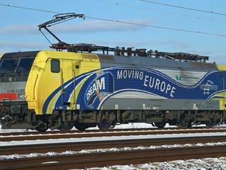 2021, année européenne du rail ?