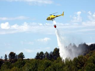 En prévision des risques de feux de forêt cet été, l'UE renforce sa flotte d'avions & d&
