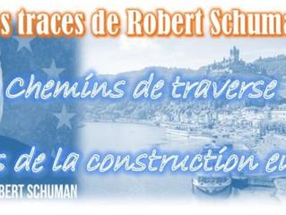2 jours à Luxembourg sur les pas de Robert Schuman... Il reste des places !
